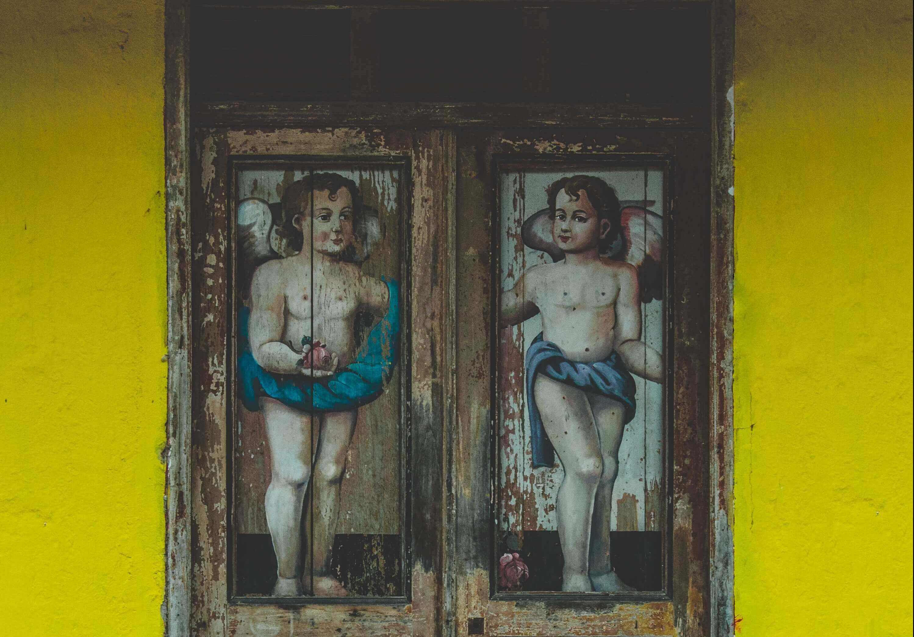 How is AI to tell right or wrong, good or evil? Photo by Ronaldo de Oliveira on Unsplash